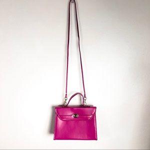 VINTAGE   Pink Shoulder Bag